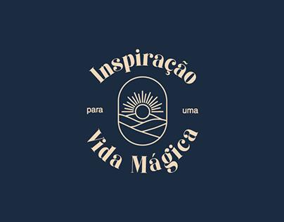 Inspiração Para Uma Vida Mágica | Branding