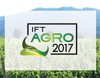 IFT-AGRO 2017 - Tradeshow Corporate Identity