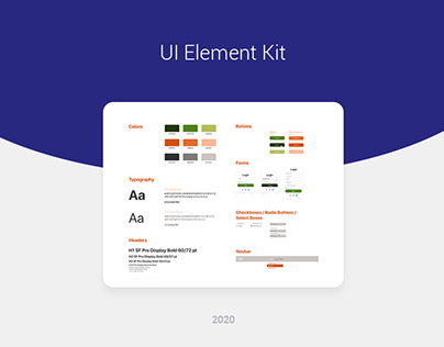 UI Element Kit