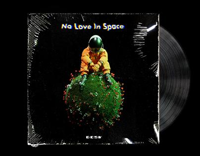 No Love In Space Concept + Album Cover