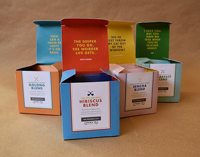 Cinema Tea – Wes Anderson Blend Series