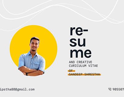 Resume & Portfolio