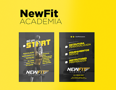 Gym | NewFit Academia