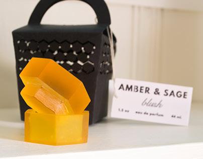 AMBER & SAGE Perfume
