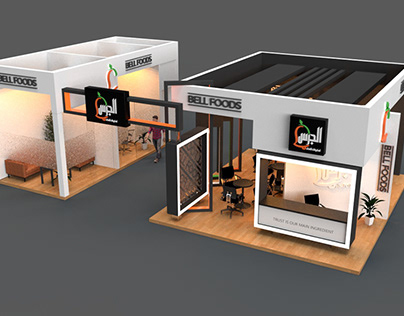 bellfoods booth