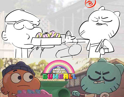 THE AMAZING WORLD OF GUMBALL (S5) - THE DIET
