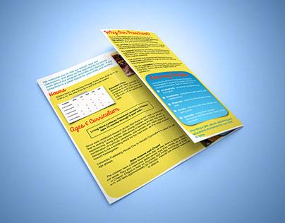 Preschool Branding, Internal communications, marketing