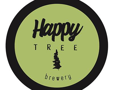 Happy Tree Brewery (beer concept design)