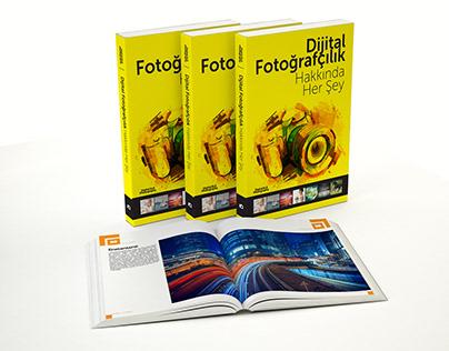 Kitap Tasarım - Dijital Fotoğrafçılık