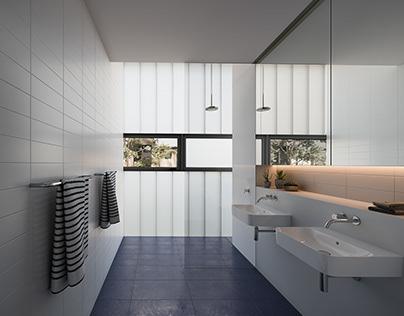 W House Bathroom