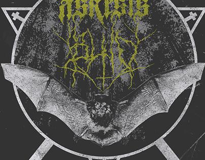 BUIO + ASKERIS + NOX INTERITUS | poster