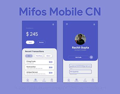 Mifos Mobile CN