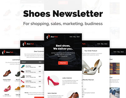 Shoes Newsletter
