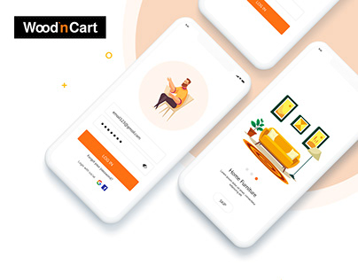 Wood 'N' Cart