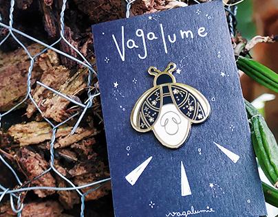 Pin Vagalume (Glow in the dark)