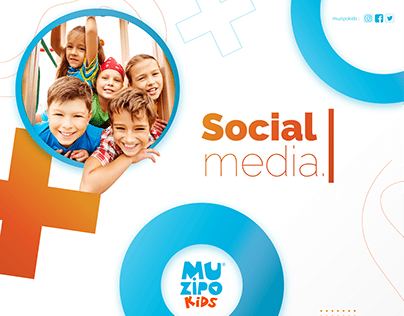 Muzipo Kids Social Media