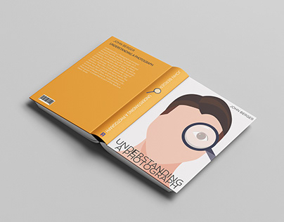 JOHN BERGER COVER BOOK DESİGN
