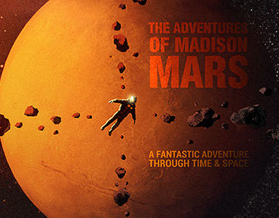 The Adventures Of Madison Mars