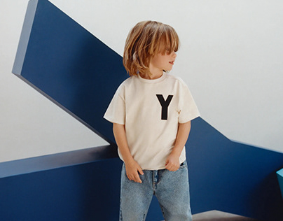 BABY BOY AW'21 YOUR TEE YOUR LETTER