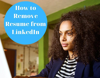 How to Remove Resume from LinkedIn