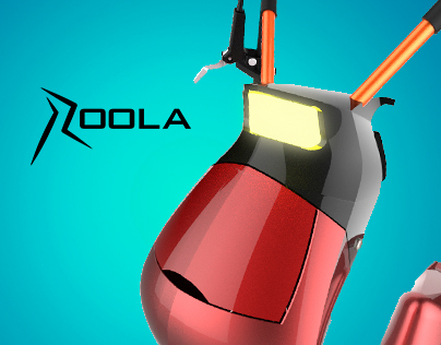 Roola. Electric Scooter