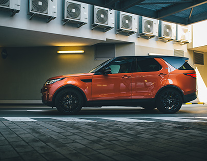 Land Rover Discovery @autofans.joj.sk