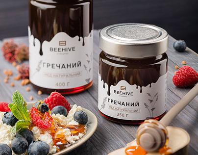 Beehive product photoshooting|| food photography