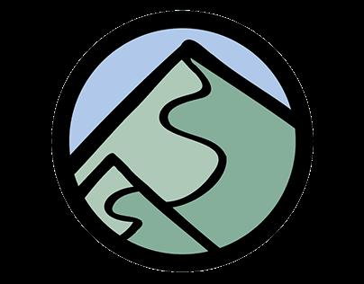 Second Mountain Communications: logo design