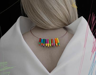 Digital photography: Kalemitze jewelry