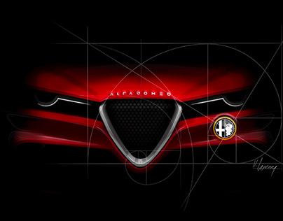Alfa Romeo: DNA and divine proportion