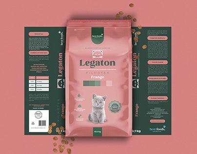 Legaton - Id. Visual & Embalagem