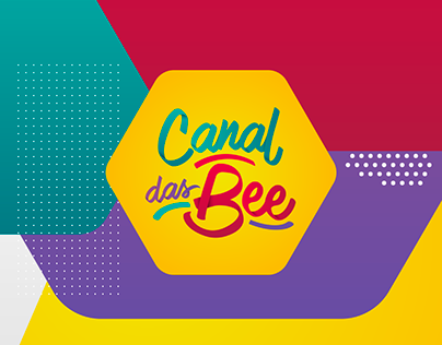 Canal das Bee | Rebranding