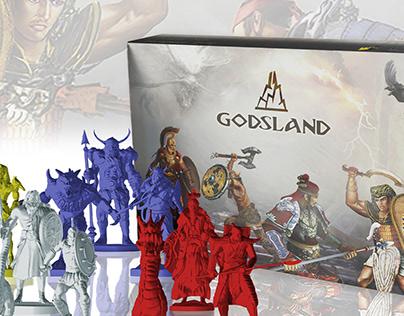 GODSLAND Posters