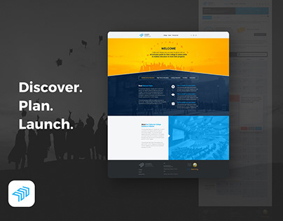 Education Website UI and UX