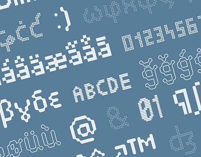 VP Pixel Fonts