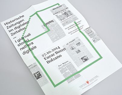 Historische Zeitungen im digitalen Zeitalter