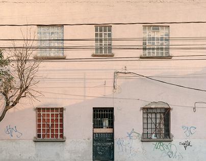Fotografía de calles / Puebla, México
