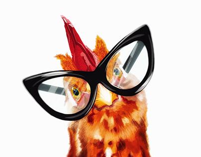 Illustration: Hen