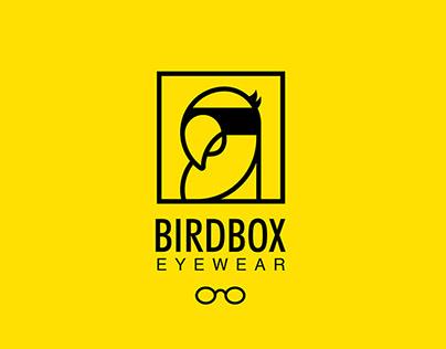BirdBox Eyewear | Identity Design