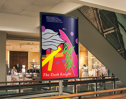 The Dark Knight Saga Posters