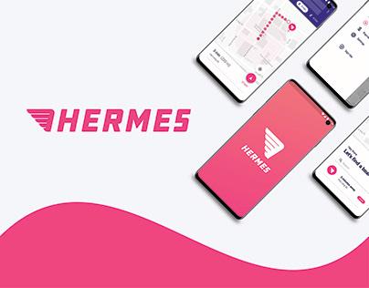 Hermes Transportation App