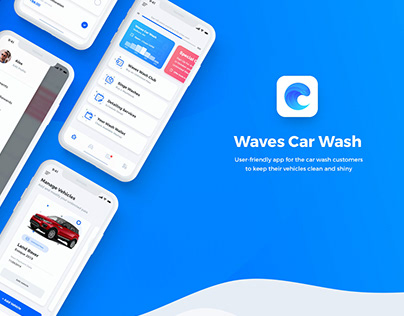 Waves Car Wash App