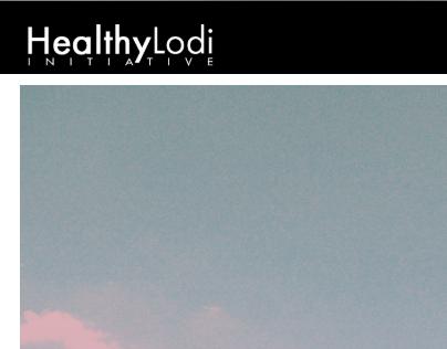 Logo Design - Healthy Lodi Initiative