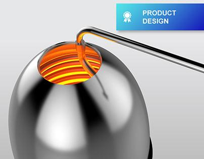 Eco Heater - Design Process