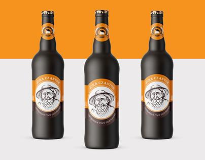 Jura Czantor -ustrońskie piwo