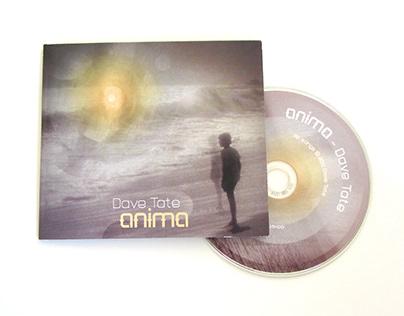 Album Art & Design - for Dave Tate, Anima