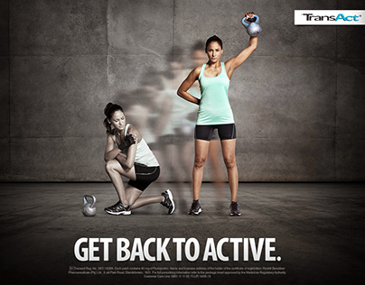 Transact: Get Back To Active