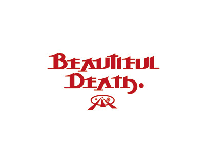 BEAUTIFUL DEATH. Graphic Artwork