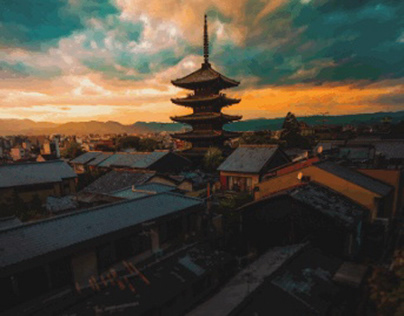 Everyday life in Kyoto
