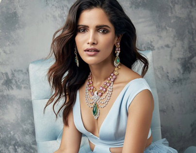 White Jewels campaign